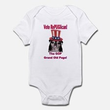 RePUGlican Infant Bodysuit