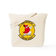 Cute Fighting eagle Tote Bag