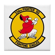Cool Fighter Tile Coaster