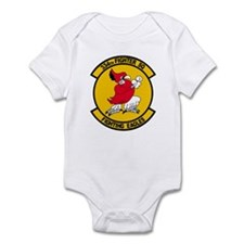 Cute Fighting eagle Infant Bodysuit