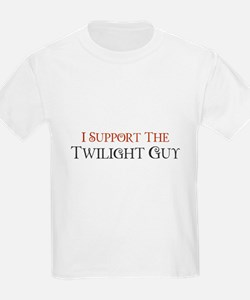 I Support The Twilight Guy (W T-Shirt