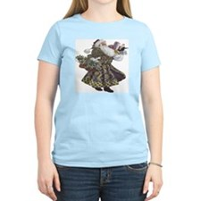 Victorian Santa T-Shirt