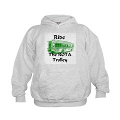 AFTM Ride The ROTA Trolley Hoodie