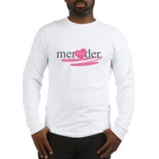 Team Mer/Der Long Sleeve T-Shirt