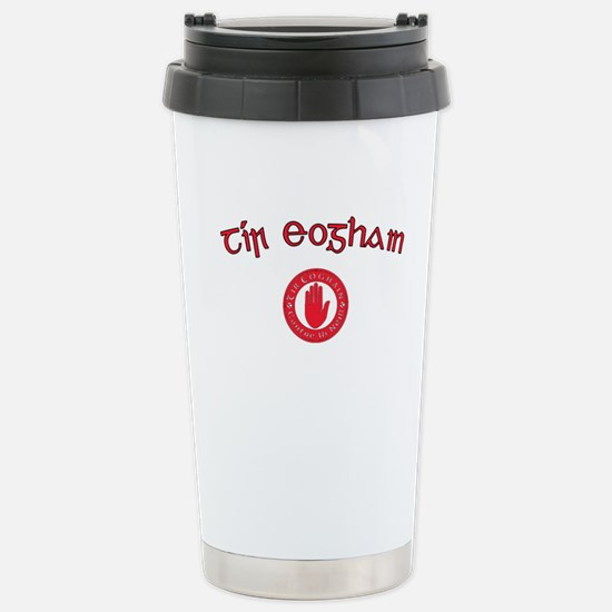 Tyrone Stainless Steel Travel Mug