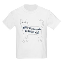 Meow State of Mind T-Shirt