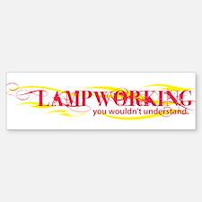 Lampworking Bumper Bumper Bumper Sticker
