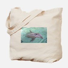 Friendly Dolphin! Tote Bag