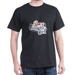 I Am A Twilight Girl Dark T-Shirt