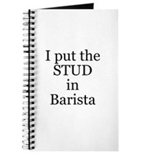 STUD in Barista Journal