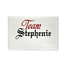 Team Stephenie Rectangle Magnet