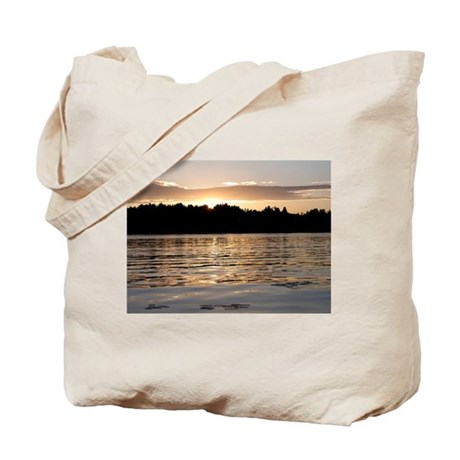 Sleepy Lake! Tote Bag