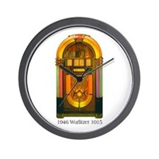 1946 Wurlitzer 1015 Jukebox Wall Clock