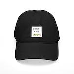 SHUT UP AND FISH Black Cap