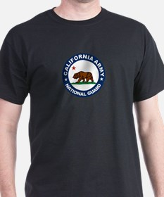 California Army National Guar T-Shirt