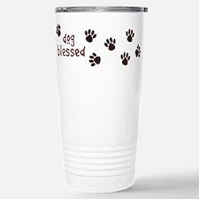 Dog Blessed Travel Mug