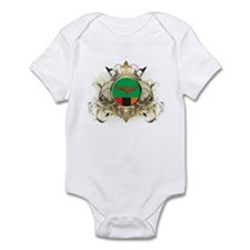 Stylish Zambia Infant Bodysuit