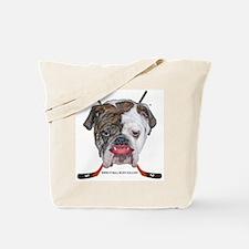 Unique Pit bull political Tote Bag