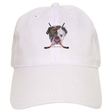Funny Pit bull political Baseball Cap