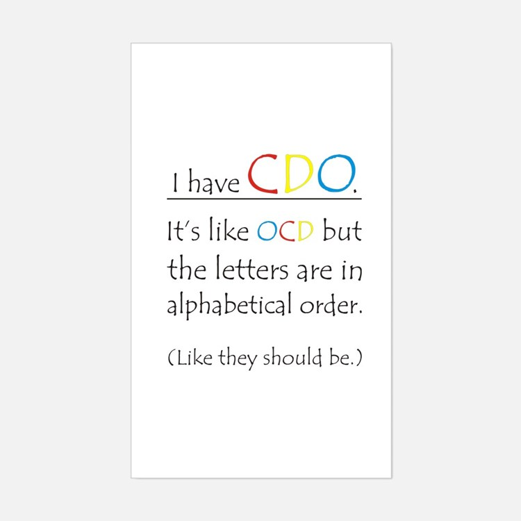 I have CDO ... Rectangle Decal