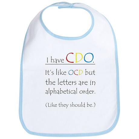 I have CDO ... Bib