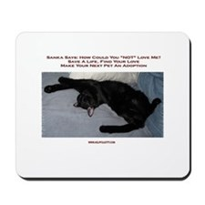 Adopt a Pet #1 Mousepad