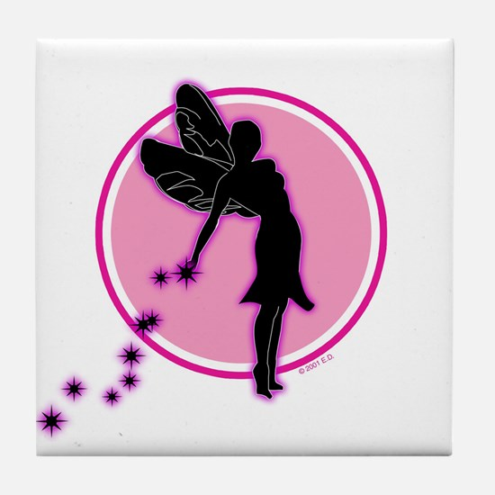 Fairy: Tile Coaster
