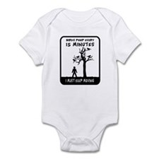 Bird Poop Infant Bodysuit