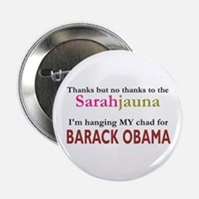 "Sarahjauna 2.25"" Button"