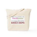 Sarahjauna Tote Bag