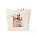 Greys Cigs Tote Bag