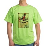 Greys Cigs Green T-Shirt