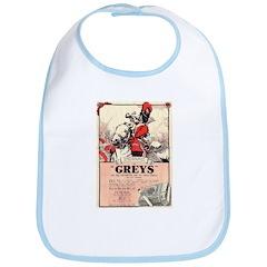 Greys Cigs Bib