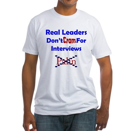 RealLeaderCramInterview T-Shirt
