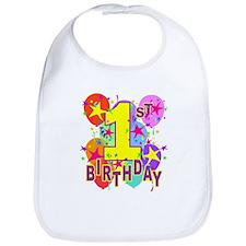 BIRTHDAY 1 Bib