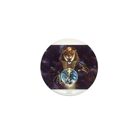 The Second Coming of Sekhmet Mini Button (100 pack