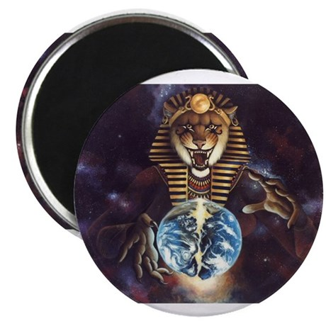 """The Second Coming of Sekhmet 2.25"""" Magnet (10 pack"""