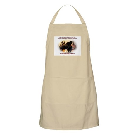 Spay and Neuter BBQ Apron