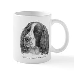 Sebastian, Springer Spaniel Mug