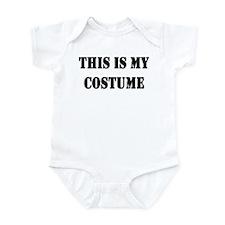 This is My Costume Infant Bodysuit