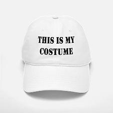 This is My Costume Baseball Baseball Cap