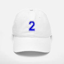 TWO Baseball Baseball Cap