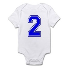 TWO Infant Bodysuit