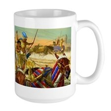 Battle of Kadesh where the an Mug