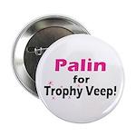 """Trophy Veep 2.25"""" Button"""