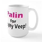 Trophy Veep Large Mug