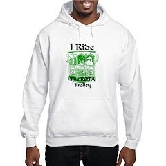 AFTM I Ride The ROTA Trolley Hoodie