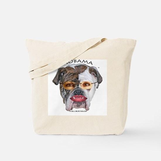 pitbullnobama Tote Bag