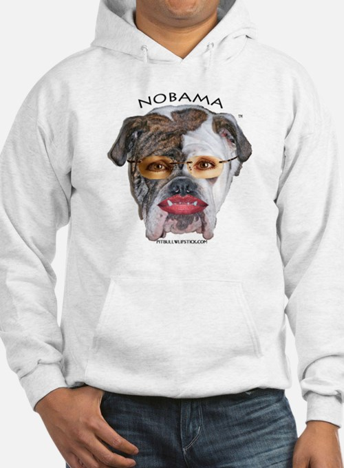NO BAMA PIT BULL WITH LIPSTICK SHIRT, 20% TO RNC H