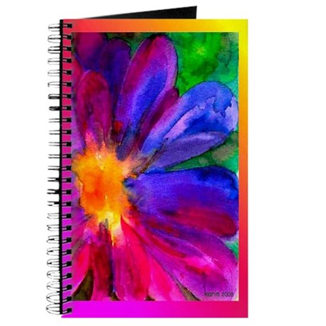 Happiness Flower Journal